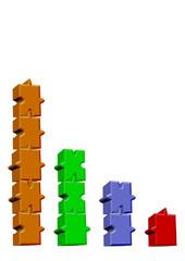 grafik puzle