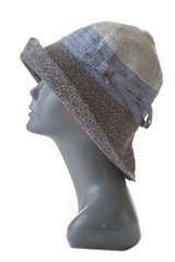 headwear on mannequin