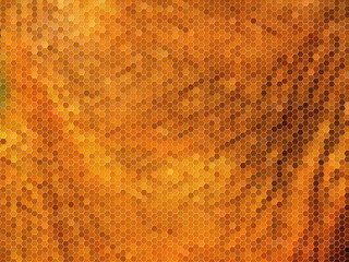 honey - cells texture