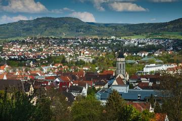 Kreisstadt Balingen, Zollernalbkreis