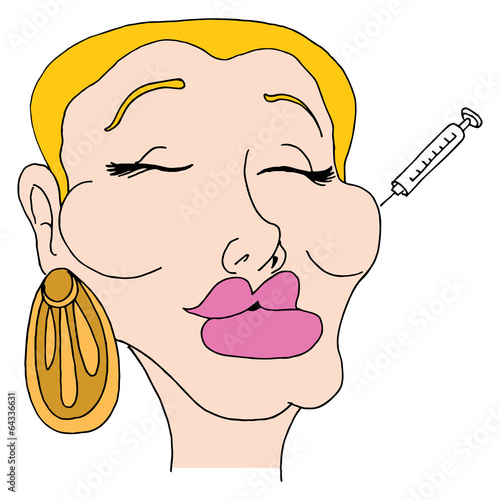 poster of Facelift Woman