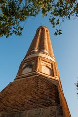 Antalya Yivil Minare minareto scanalato