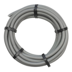 Flexible hose for installation of electrical cable