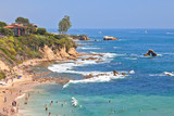 Little Corona Del Mar Beach - Newport Beach, California