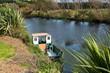 Flax River Boat