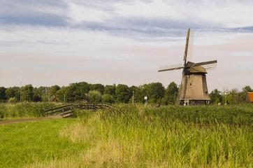 Alkmaar windmill