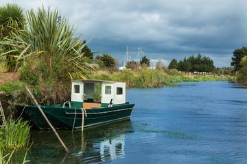 Green River Boat