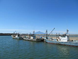 稚咲内漁港