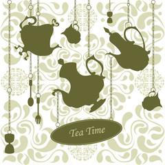 Elegant Teatime