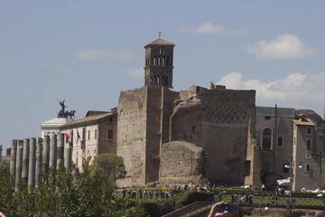 Rome Palatino Hill