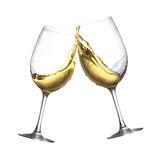 White wine glasses - 64349220