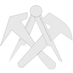 Zunftzeichen Dachdecker