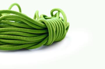 zielona lina żeglarska