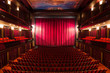 theater interior - 64353600