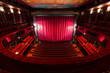 theater interior - 64353659