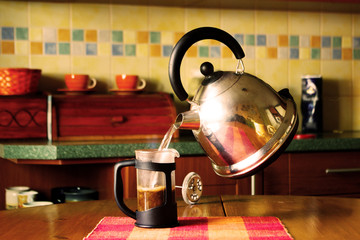 Magic frenchpress