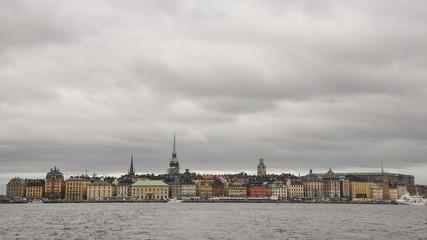 Stockholm, Altstadt, Gamla Stan, Sommer, Schweden