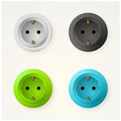 Illustration of sockets