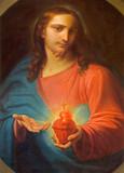 Roznava - Heart of Jesus paint st. Ann church