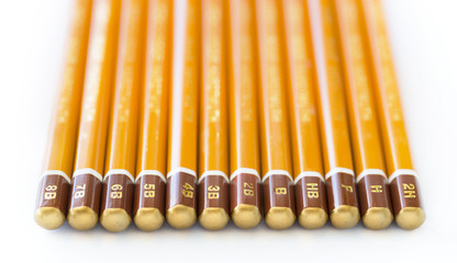 Graphite Pencil Collection