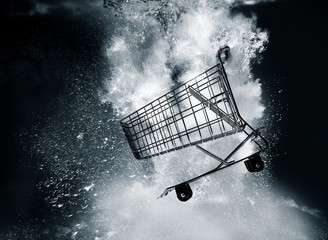 trolley underwater