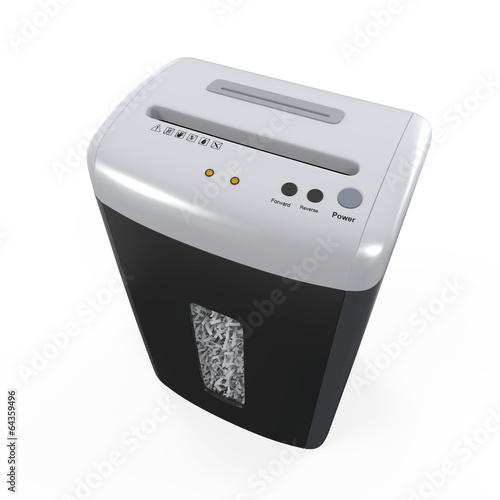Paper Shredder Machine - 64359496