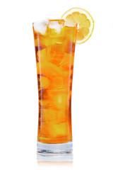 Iced tea glass