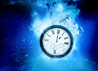 one oclock underwater