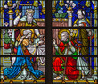 Mechelen - Wedding of Virgin Mary and st. Joseph in cathedral