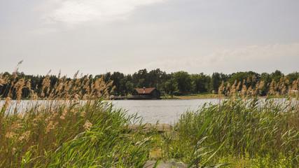 Västervik, Schären, Küste, Wassersport, Sommer, Schweden