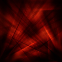 black and orange abstract shiny lines background