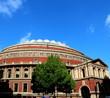 Leinwanddruck Bild - Royal Albert Hall
