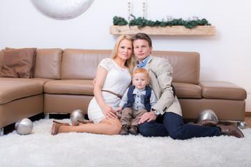 Eine nette Familie