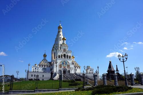 Orthodox church in Belarus