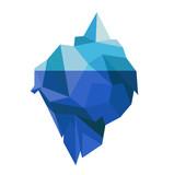 Fototapety Iceberg Icon