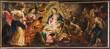 Antwerp - Nativity scene by Cornelis Schut