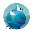Iceberg Concept