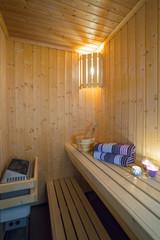 Sauna - Relax and massage