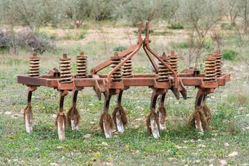 Arado De Tractor