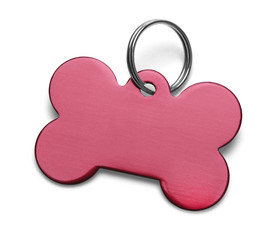 Red Dog Tag