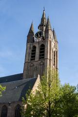 Oude Kerk Delft Nederland