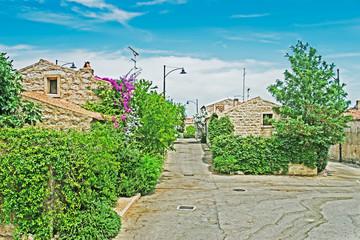 San Pantaleo road