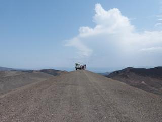 Jeep in Djibouti