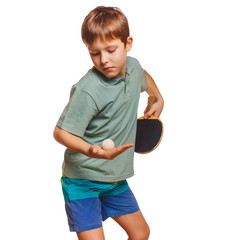 feed sport tennis table young boy fun play racket playing ping p