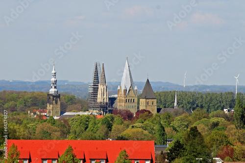 Soest Kirchen und Dom - 64374827