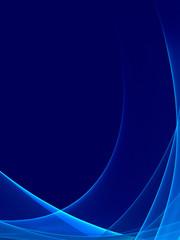 Blue elegant background