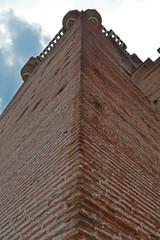 Castillo de la Mota en Valladolid (España)