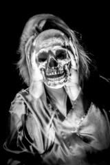 Lady Ghost Skull