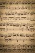 Vintage Sheet Music - 64381440