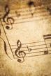 Vintage Sheet Music - 64381452